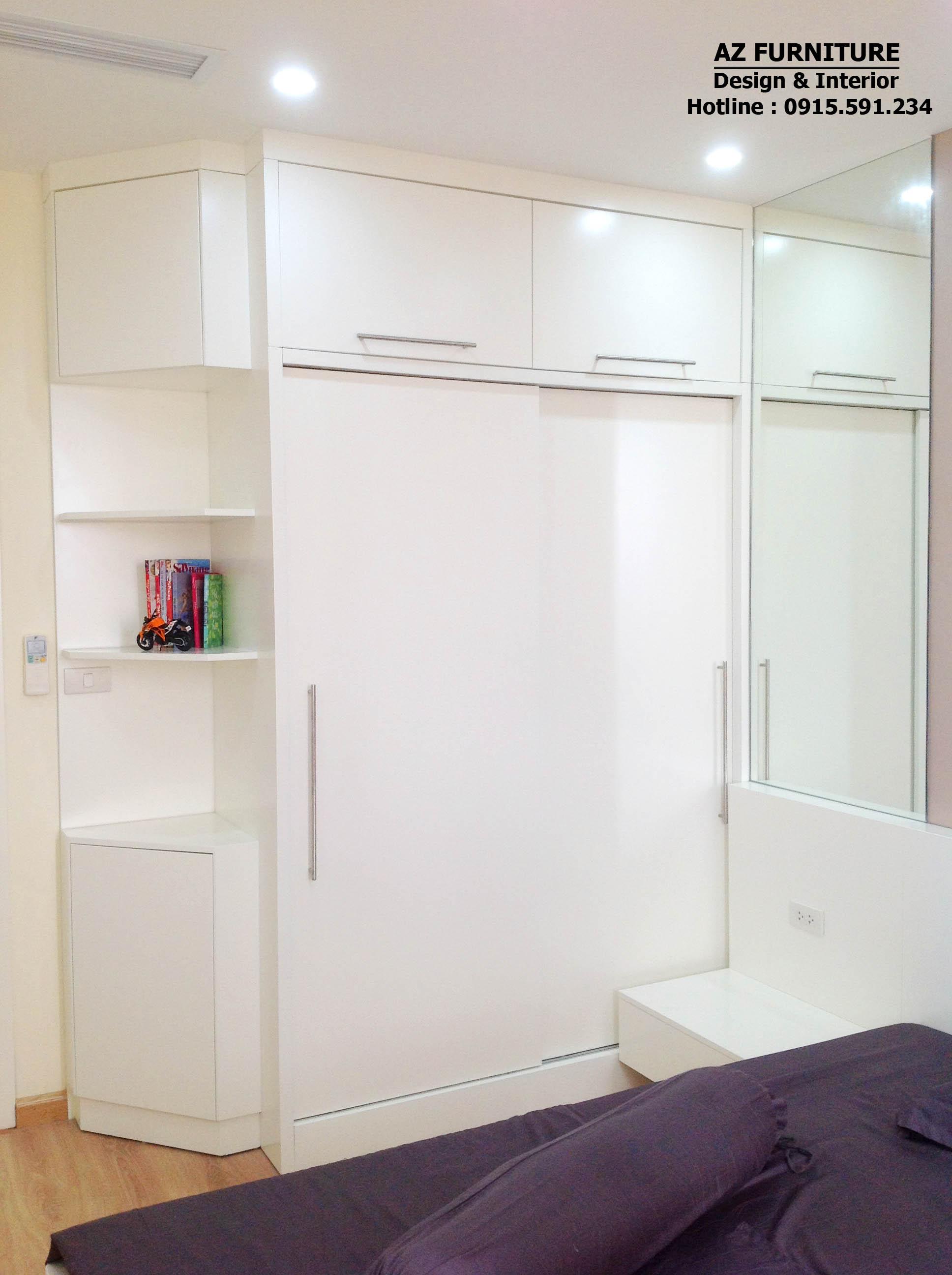 Thiết kế và thi công nội thất chung cư - Hottline: 091 559 1234