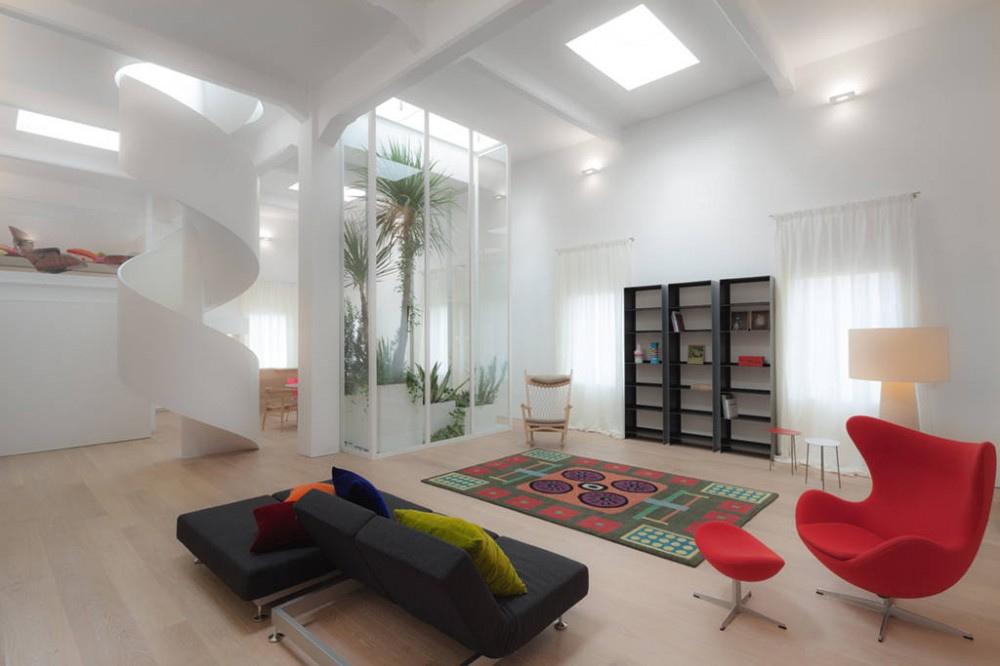 Thiết kế nội thất chung cư sang trọng