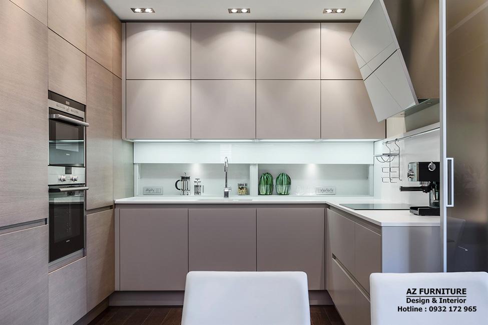 Thiết kế nội thất phòng bếp - Hottline: 091 559 1234
