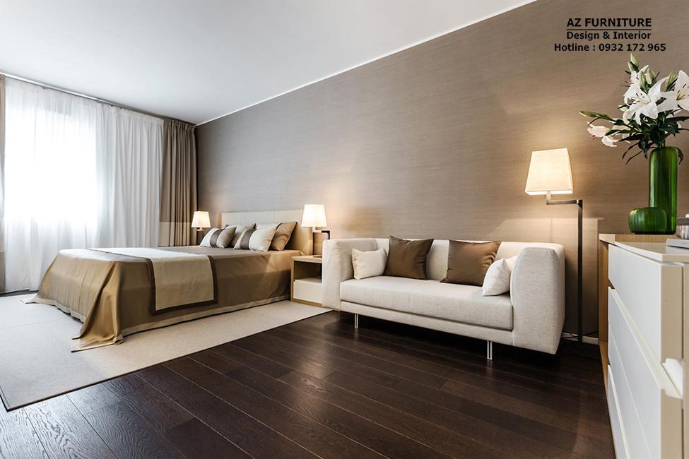 Thiết kế nội thất phòng ngủ - Hottline: 091 559 1234