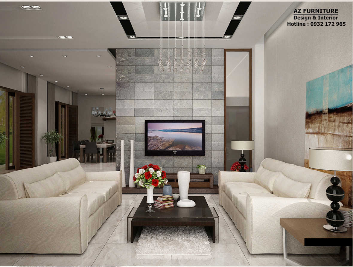 Tư vấn thiết kế, thi công nội thất Tân Cổ Điển - Hotline: 091 559 1234