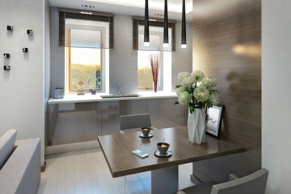 Thiết kế nội thất chung cư mini cao cấp 07