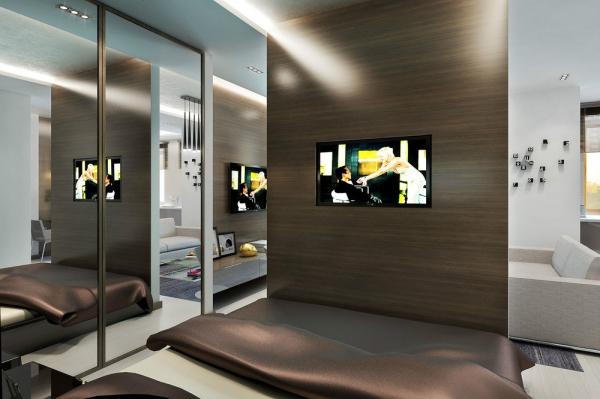 Thiết kế nội thất chung cư mini cao cấp 08