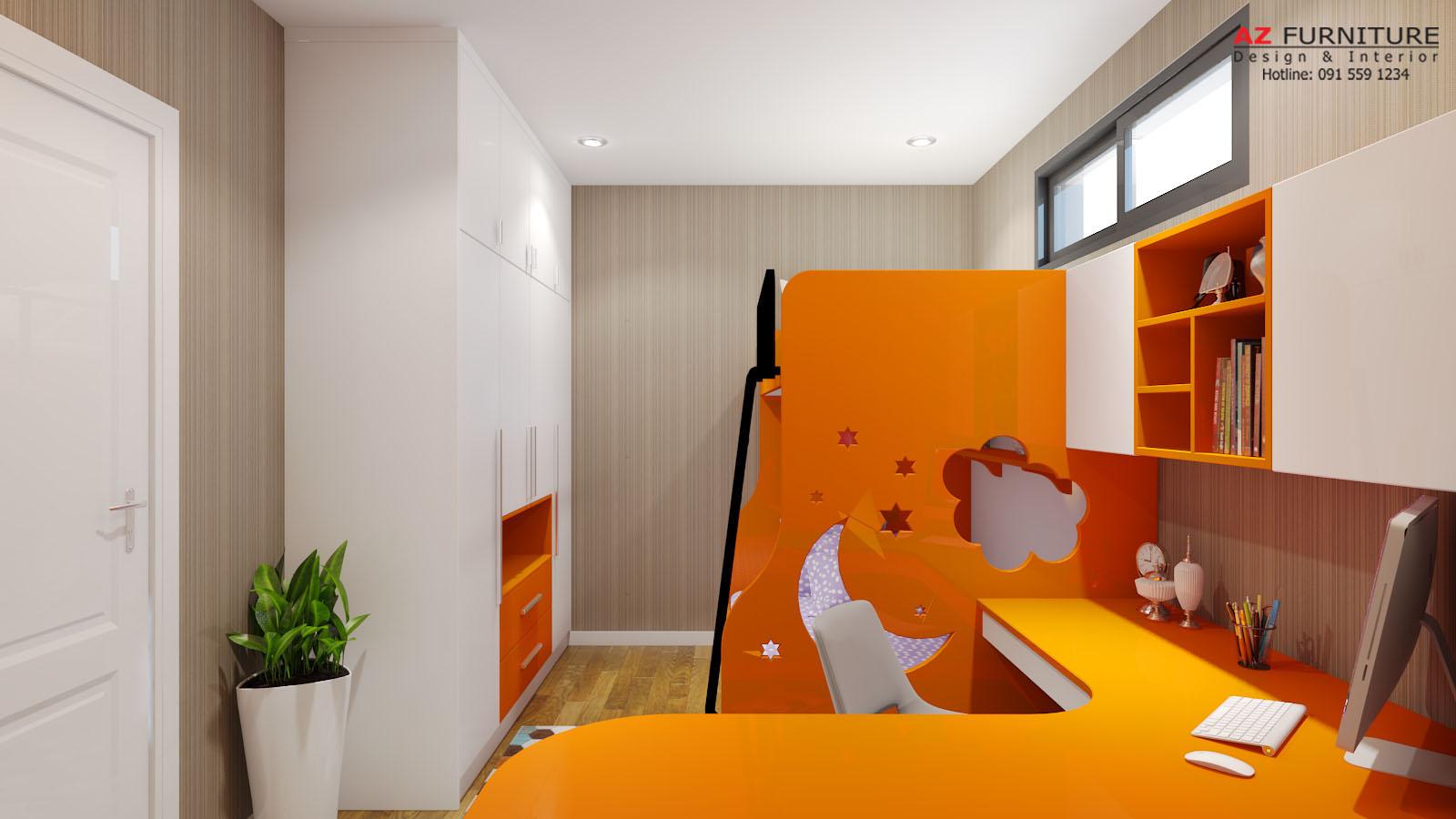 Tư vấn thiết kế, thi công nội thất chung cư - Hotline: 091 559 1234