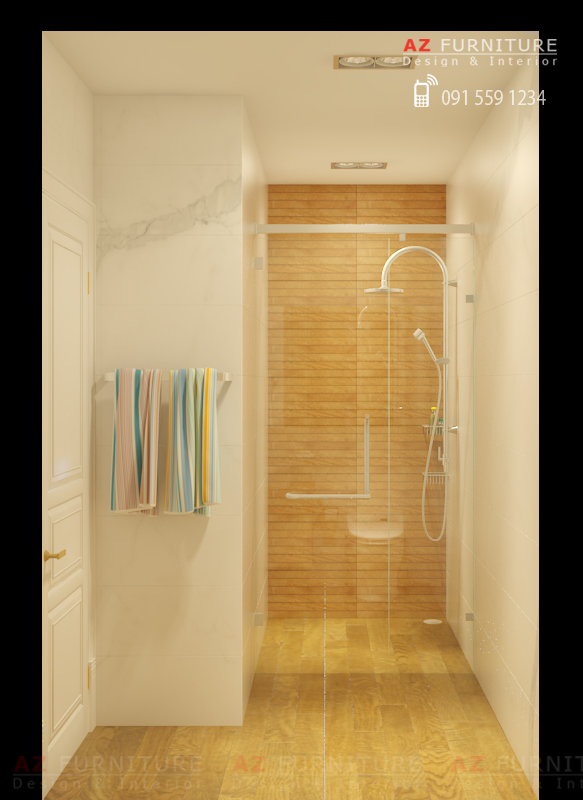 Thiết kế nội thất chung cư hiện đại - Hotline: 091 559 1234